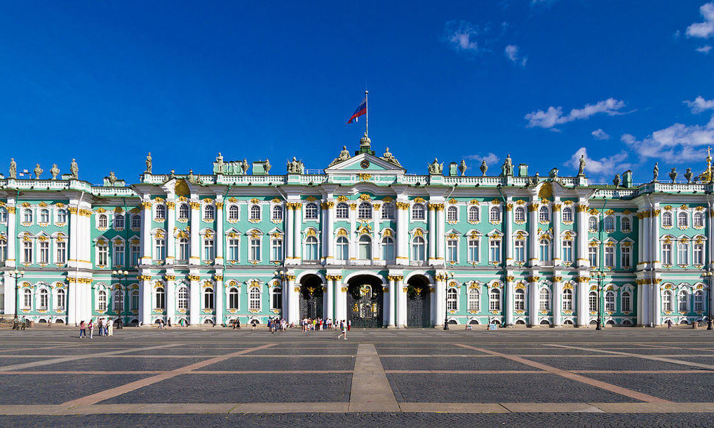 Hermitage private tour winter palace excursion in st for Tour hermitage