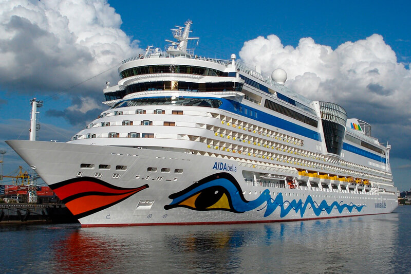 Ms AIDAbella In StPetersburg Russia Excursions - St petersburg tours for cruise ship passengers