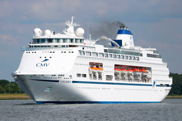 Ms Columbus In StPetersburg Russia Excursions - St petersburg tours for cruise ship passengers